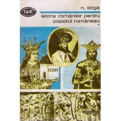Istoria romanilor pentru...