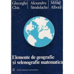 Elemente de geografie si...