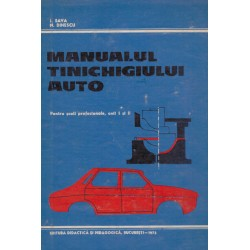 Manualul tinichigiului auto...