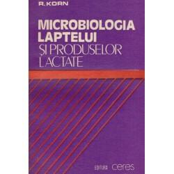Microbiologia laptelui si a...