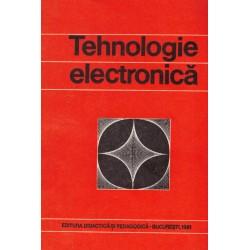 Tehnologia electronica