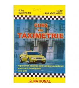 Curs de taximetrie