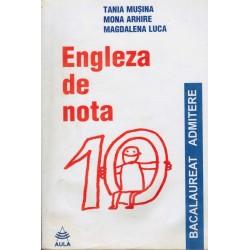 Engleza de nota 10