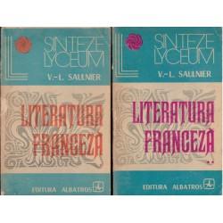 Literatura franceza vol.1+2