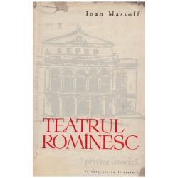 Teatrul romanesc - privire...