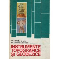 Instrumente topografice si...