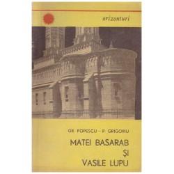 Matei Basarab si Vasile Lupu