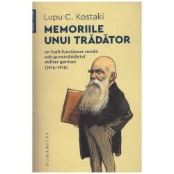 Memoriile unui tradator