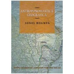 Antroponomastica geografica