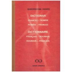 Dictionar francez - roman,...