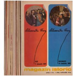Magazin istoric - anul X -...