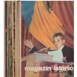 Magazin istoric - anul XVII...