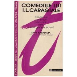 Comediile lui I.L.Caragiale