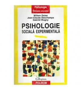 Psihologie sociala...