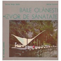 Baile Olanesti - izvor de...