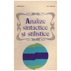 Analize sintactice si...
