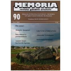 Memoria - revista gandirii...