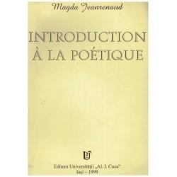 Introduction a la poetique