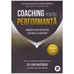 Coaching pentru performanata