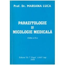 Parazitologie si micologie...