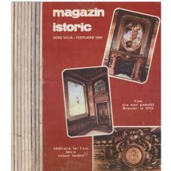 Magazin istoric - anul XXX...