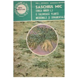 Saschiul mic (Vinca minor...