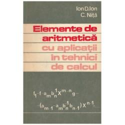 Elemente de aritmetica cu...