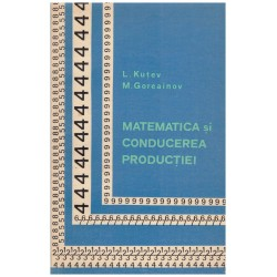 Matematica si conducerea...