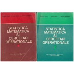 Statistica matematica si...
