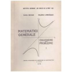 Matematici generale -...