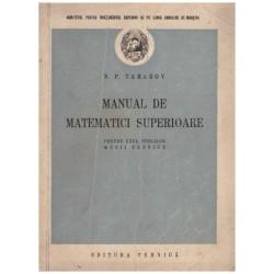 Manual de matematici...
