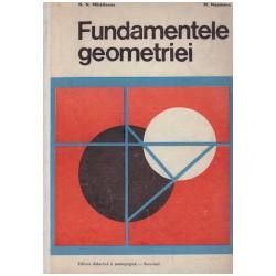 Fundamentele geometriei