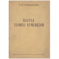 Bazele teoriei numerelor
