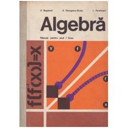 Algebra - manual pentru...