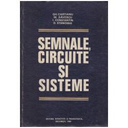 Semnale, circuite si sisteme