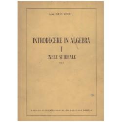Introducere in algebra...