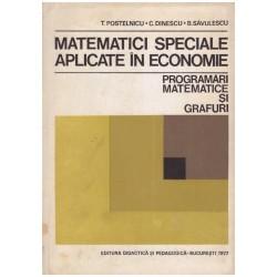 Matematici speciale...