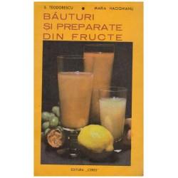 Bauturi preparate din fructe
