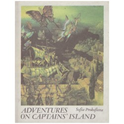 Adventures on captains' island