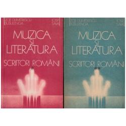Muzica si literatura -...