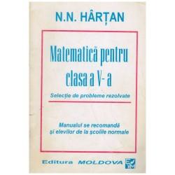 Matematica pentru clasa a...
