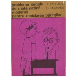 Probleme simple de...