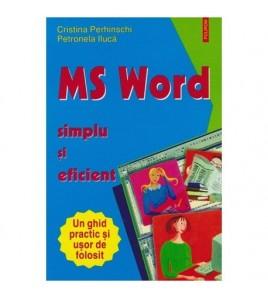 MS Word - Simplu si eficient