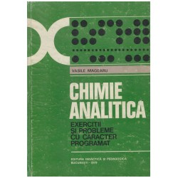 Chimie analitica -...