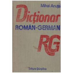 Dictionar roman-german