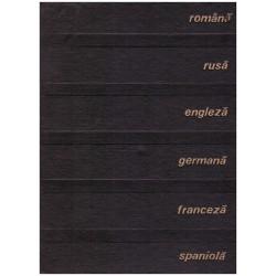 Dictionar tehnic poliglot