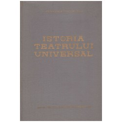 Istoria teatrului universal...