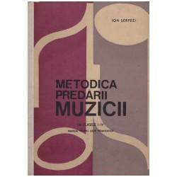 Metodica predarii muzicii...