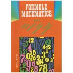 Formule matematice vol.1