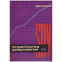 Organizarea gospodariei de sdv